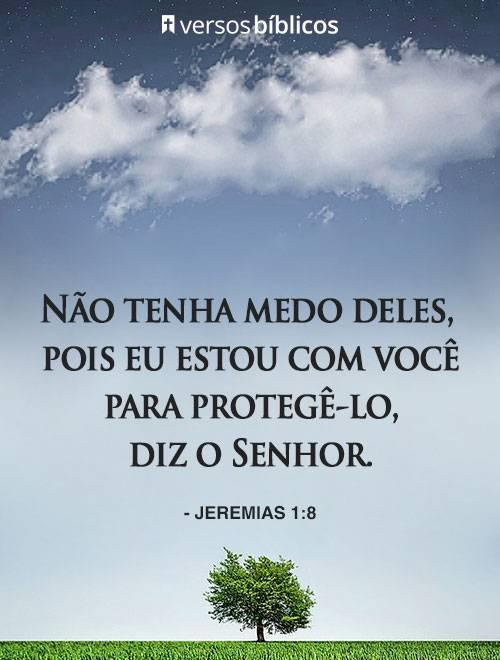 Versículos de Jeremias 3