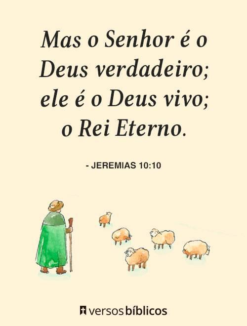 Versículos de Jeremias 4
