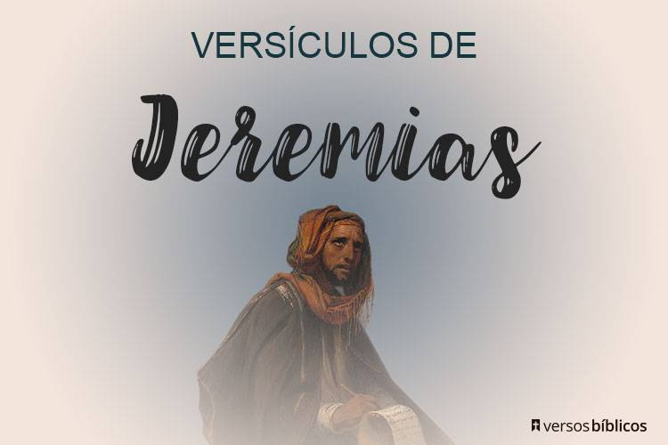 Versículos de Jeremias 1