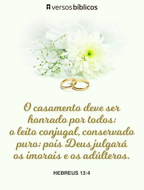 Versículos sobre Casamento cheios de Amor e Bençãos 2