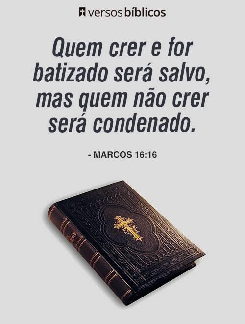 Versículos de Marcos cheios de Fé e Sabedoria 3