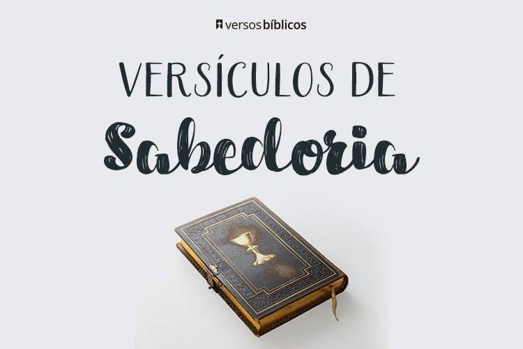 Versículos de Sabedoria com a Palavra de Deus 23