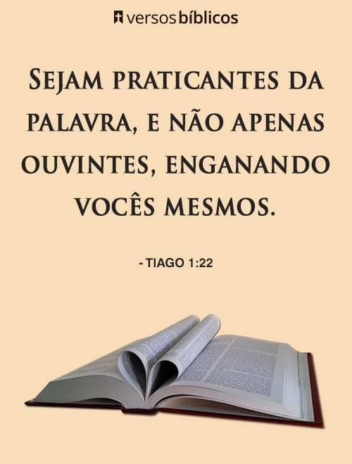 Versículos de Tiago 2