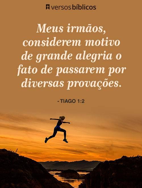 Versículos de Tiago 5
