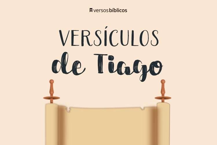 Versículos de Tiago 19