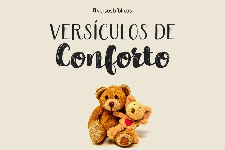 Versículo de Conforto para seu Coração ficar em Paz 1