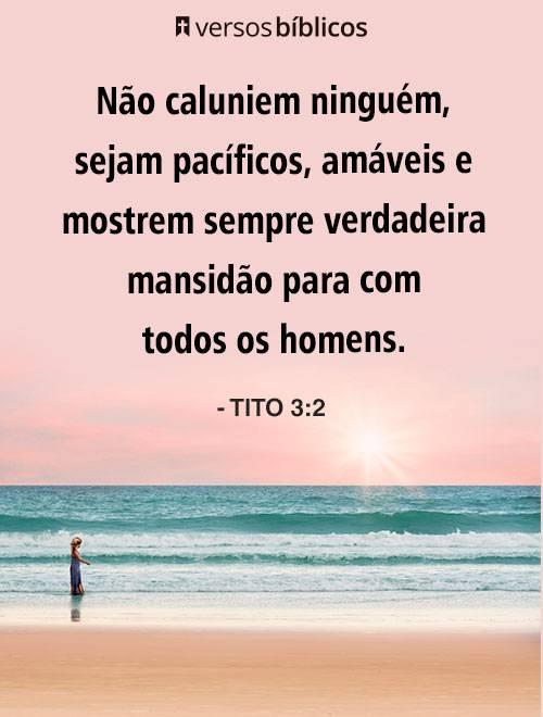 Versículos de Tito 3