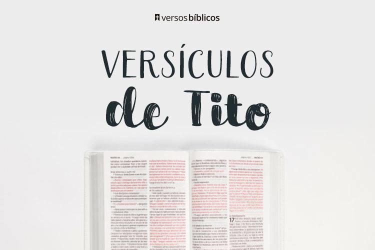 Versículos de Tito 34