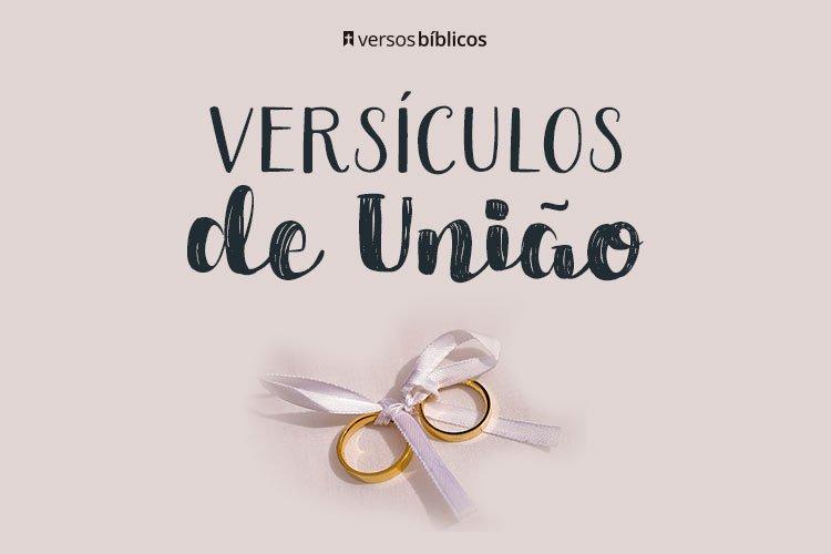 Versículos de União cheios de Amor 7