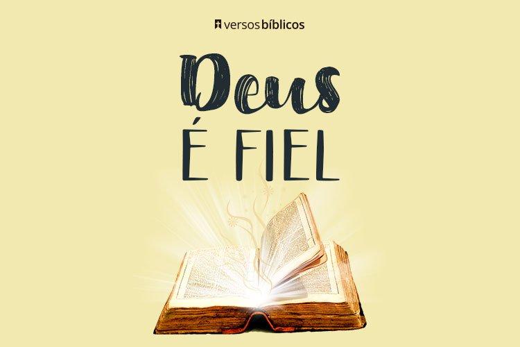 Versículos que Farão você Perceber como Deus é Fiel 19