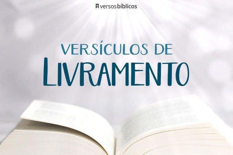 Versículos que Falam do Livramento com muito Agradecimento 39