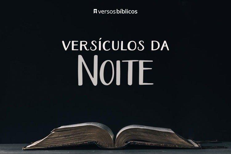 Versículo da Noite 22